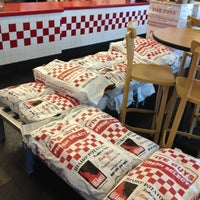 Photo taken at Five Guys by Jason M. on 8/7/2012