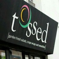 Photo taken at Tossed by Lisa G. on 8/23/2011