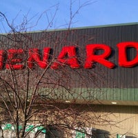 Photo taken at Menards by Eric L. on 1/3/2012