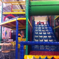 Photo taken at Harrys Play Centre YMCA by Si C. on 8/14/2011