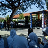 Photo taken at SMA Negeri 1 Puri by Fariza F. on 7/24/2012