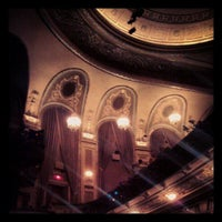 Photo taken at Majestic Theatre by Carrie Meghan F. on 5/23/2012