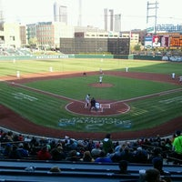 Photo taken at Huntington Park by Kourtney S. on 4/9/2012
