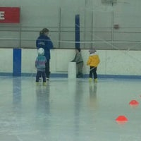 Photo taken at Vacaville Ice Sports by James S. on 2/1/2012