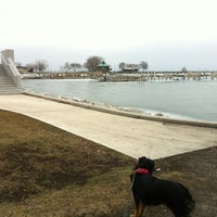 Photo taken at McKinley Marina Center Docks by Jim B. on 2/1/2012