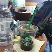Photo taken at Starbucks by Giorgos K. on 8/22/2012