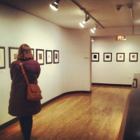Photo taken at Museum of Contemporary Photography by Maureen on 3/5/2012