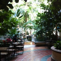 Photo taken at Embassy Suites by Hilton San Francisco Airport Waterfront by John E. on 7/15/2012