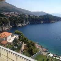 8/12/2012 tarihinde Людмила П.ziyaretçi tarafından Rixos Libertas Dubrovnik'de çekilen fotoğraf