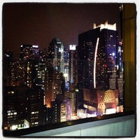 Photo taken at Four Points by Sheraton Midtown - Times Square by Hho on 6/11/2012