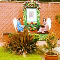 Photo taken at National Shrine of the Divine Mercy by Karen B. on 8/26/2012