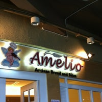 Photo taken at Amelio (Artisan Breads And Bites) by Sandy Ryan G. on 3/3/2012