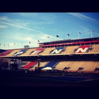 Photo taken at Franklin Field by Renee F. on 5/12/2012