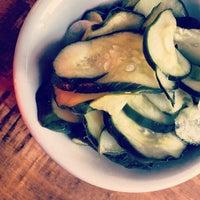 Photo taken at Jestine's Kitchen by Daniel S. on 7/26/2012