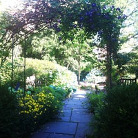 Photo taken at The Garden at St. Luke in the Fields by Gene S. on 6/6/2012