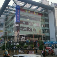 Photo taken at Garuda Mall by José R. F. on 3/16/2012