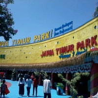 Photo taken at Jawa Timur Park 1 by Kingty P. on 8/22/2012
