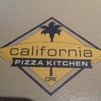Photo taken at California Pizza Kitchen at Circle Centre by Tom M. on 4/1/2012