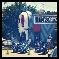 Photo taken at The Vortex Bar & Grill by Jennifer C. on 8/5/2012