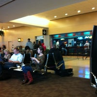 Photo taken at Gate A25 by Eric M. on 2/18/2012