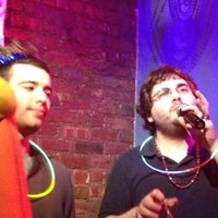 Photo taken at Karaoke One 7 by Phoebe E. on 2/19/2012