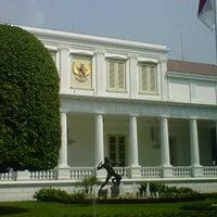 Photo taken at Negara Palace by Leos B. on 7/24/2012