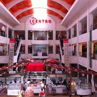 Photo taken at Centro Department Store by Dhana Putra 龐. on 4/2/2012