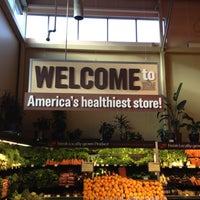 Photo taken at Whole Foods Market by RICK G. on 2/20/2012