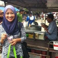 Photo taken at Pasar Minggu Munok by Shie M. on 8/25/2012