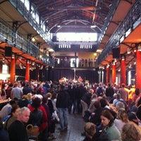 Photo taken at Hamburger Fischmarkt by Attila J. on 7/29/2012