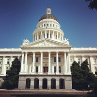 Photo taken at California State Capitol Building by Eric S. on 4/29/2012