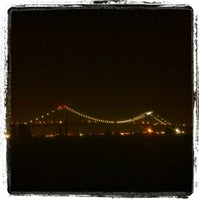Photo taken at Throgs Neck Bridge Lookout Parking Lot by Julian A. on 2/19/2012