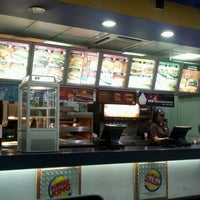 Photo taken at Burger King by Ahmed B. on 5/2/2012