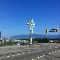 Photo taken at Monument to East Vancouver by Jessica A. on 8/11/2012