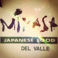 Photo taken at Mikasa by Jose Manuel F. on 9/6/2012