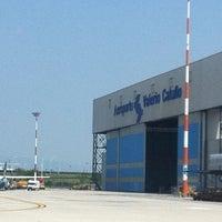 """Photo taken at Aeroporto di Verona """"Valerio Catullo"""" (VRN) by Ldv 1. on 6/19/2012"""