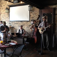 Photo taken at J Black's Feel Good Lounge by Krista V. on 5/5/2012