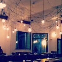 Photo taken at Tantalo Hotel / Kitchen / Roofbar by Luis G. on 2/11/2012