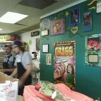 Photo taken at Cheba Hut by Travis S. on 4/29/2012
