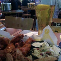 Photo taken at Buffalo Wild Wings by April W. on 10/10/2011