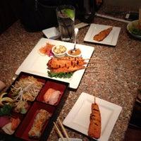 Photo taken at Siam Palace Thai Restaurant by Manuel Alirio R. on 8/20/2012