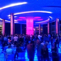 Photo taken at Bleau Bar @ Fontainebleau by Don T. on 6/23/2012