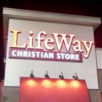 Photo taken at LifeWay Christian Store by Ron B. on 12/31/2011