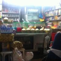 Photo taken at Eunos Crescent Market & Food Centre by burgerdeel on 1/27/2011