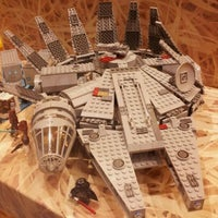Photo taken at The LEGO Store by Mircea L. on 12/1/2011