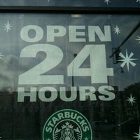 Photo taken at Starbucks by David B. on 11/21/2011