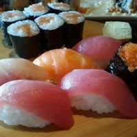 Photo taken at Kiyadon Sushi by Eric on 8/6/2011