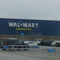 Photo taken at Walmart Supercenter by SKOOB G on 2/8/2012