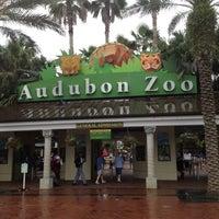Photo taken at Audubon Zoo by Sara💋 M. on 5/11/2012
