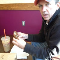 Photo taken at Dunkin Donuts by Susie K. on 4/28/2012